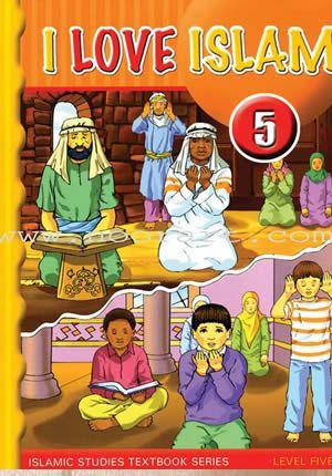 I Love Islam Textbook: Level 5