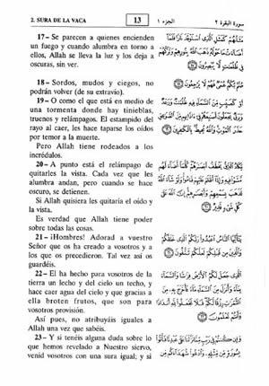 Traduccion-Comentario Del Noble Coran