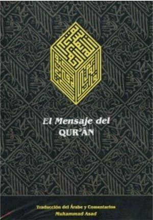 El Mensaje del Corán (6 tomos) Bilingüe (Arabic-Española)