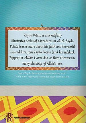 Zaydo Potato: Allah Loves Me