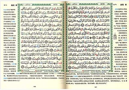 Quran Tajweed Arabic-Chinese