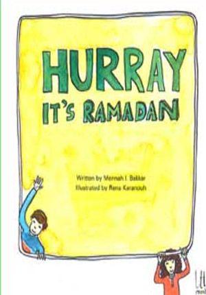 Little Moslem-Hurray! Its Ramadan