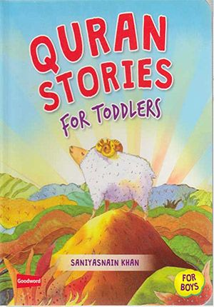 Stories for Toddler (Quran) - for Boys