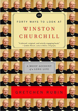Forty Ways to Look at Winston Churchill (English-Softcover)