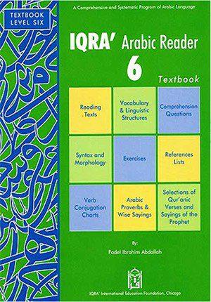 IQRA' Arabic Reader 6, Upper Senior Level Textbook