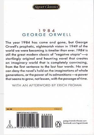 1984 (English-Softcover)