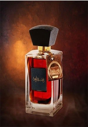 Arabiyat Khashab & Oud Brown - Eau De Parfum Oriental, Woody & Cedar Perfume for Men & Women 100ml