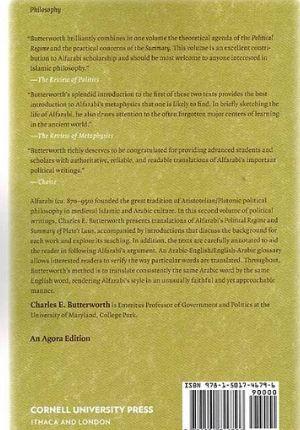 Farabi: The Political Writings
