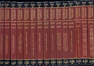 Ma'arij al-Tafakkur wa-Daqa'iq al-Tadabbur ( 15 vol) معارج التفكر ودقائق التدبر