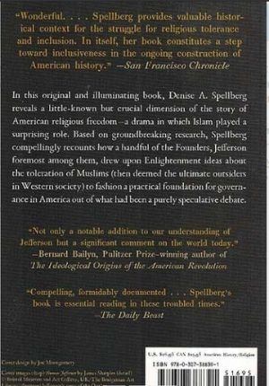 Thoms Jefferson's Qur'an: Islam and the Founders