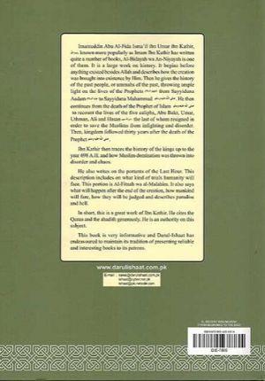 From the Beginning to the End (4 vol, al-Bidayah wa-al-Nihayah English)