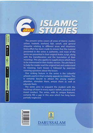 Islamic Studies Grade 6 (English-Softcover)