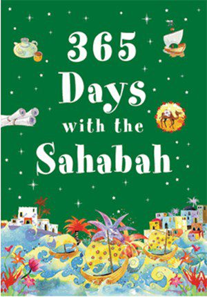 365 Days with the Sahabah (English-Softcover)