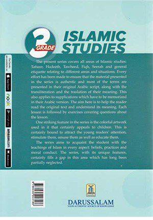 Islamic Studies Grade 3 (English-Hardcover)