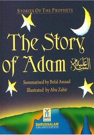 The Story of Adam (English-Softcover)