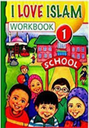 I Love Islam Workbook Level 1