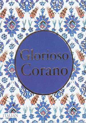 Glorious Quran (Quran in Italian - Pocket)