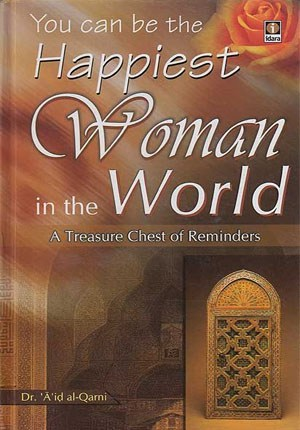 You Can Be The Happiest Woman In The World HC