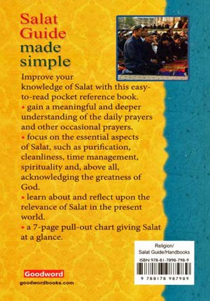 Compact Guide: Salat Guide Made Simple.