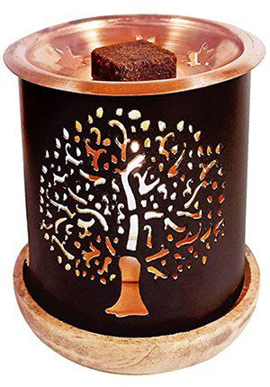 Dukhni Oud Bakhoor Diffuser (Incense Burner) Tree