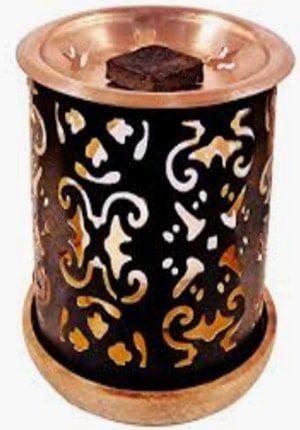 Dukhni Oud Bakhoor Diffuser (Incense Burner) Star
