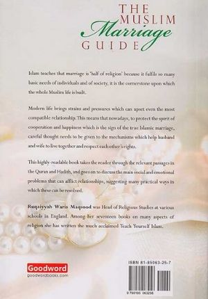 The Muslim Marriage Guide (GW)