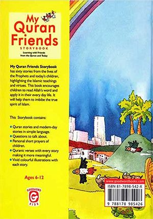 My Quran Friends Storybook (Softcover)
