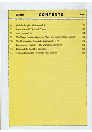 Islamic Studies Grade 9 (English-Hardcover)