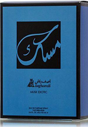 Unisex Exotic Musk Spray 100ml by Asgharali Perfumes