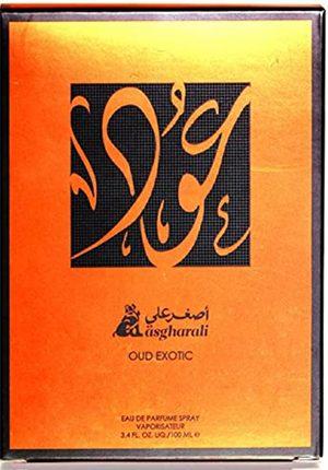 Unisex Exotic Oud Spray 100ml by Asgharali Perfumes